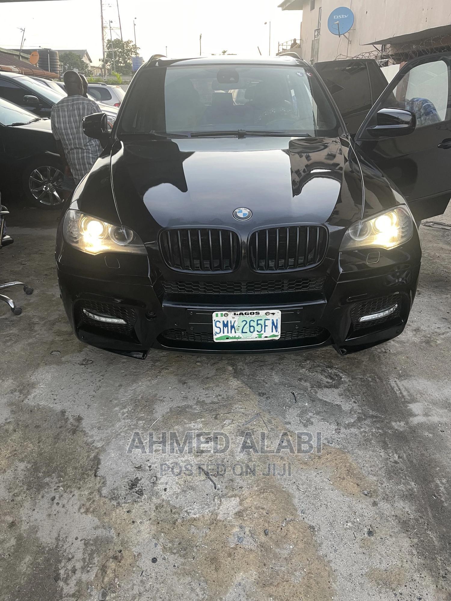 BMW X5 2012 M Black