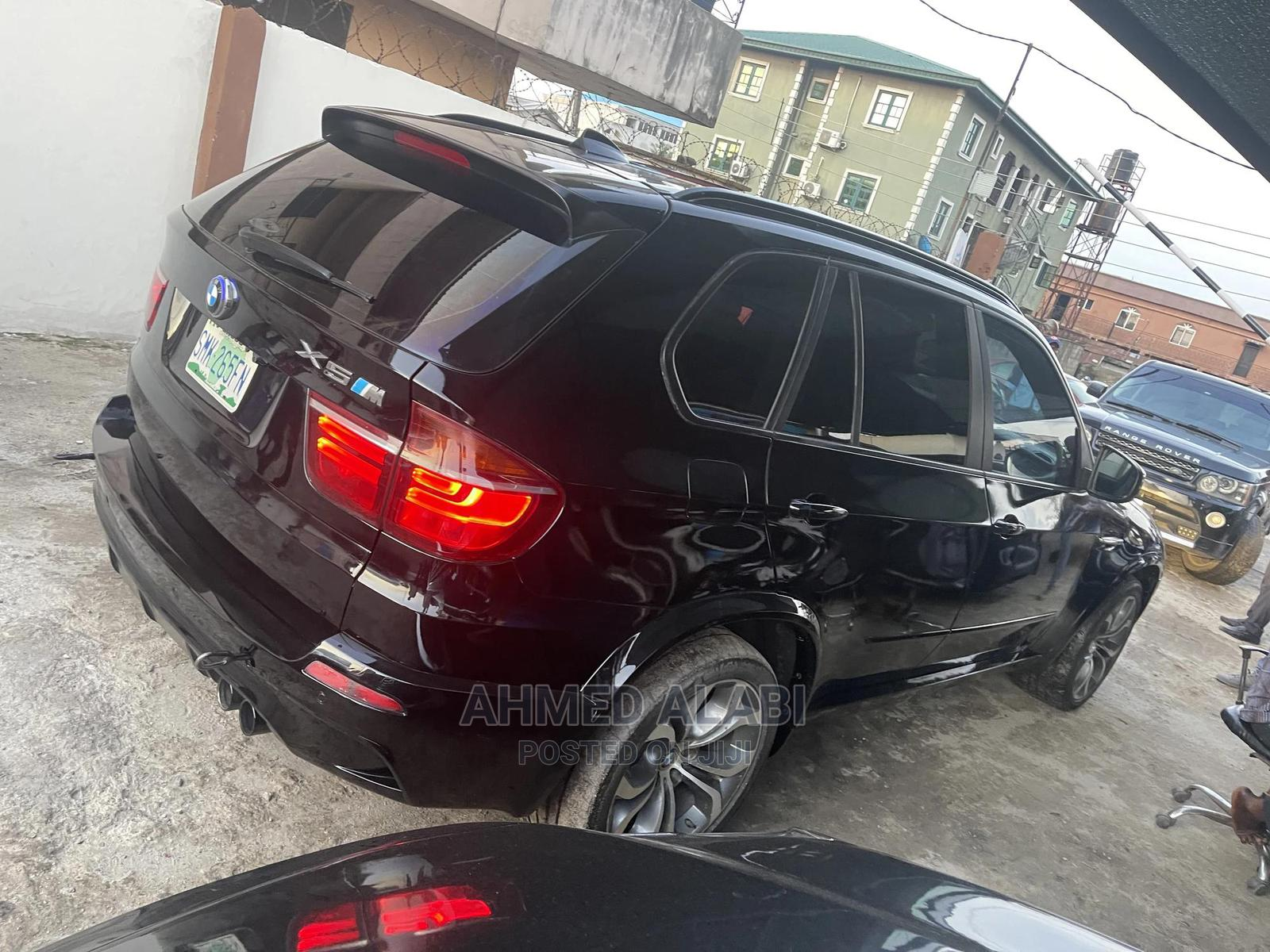BMW X5 2012 M Black | Cars for sale in Surulere, Lagos State, Nigeria