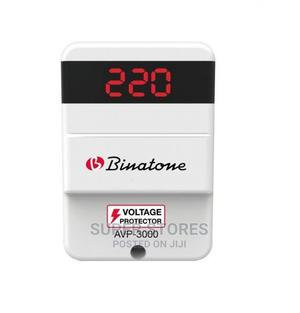 30amps Automatic Voltage Protector AVP-3000 - Binatone   Electrical Equipment for sale in Lagos State, Alimosho