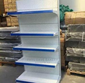 Single Side Supermarket Shelf | Store Equipment for sale in Lagos State, Surulere