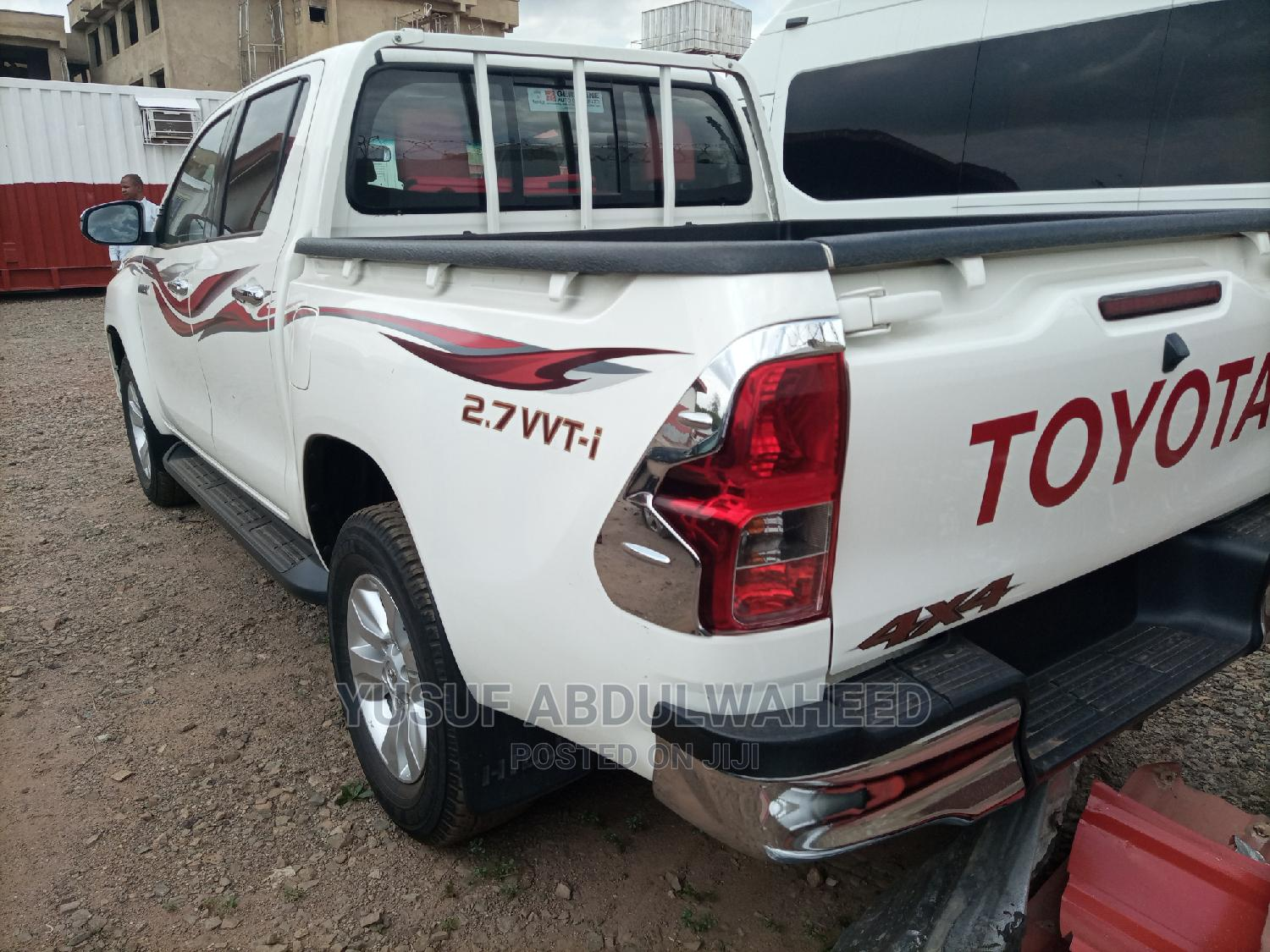 Toyota Hilux 2020 White | Cars for sale in Central Business District, Abuja (FCT) State, Nigeria