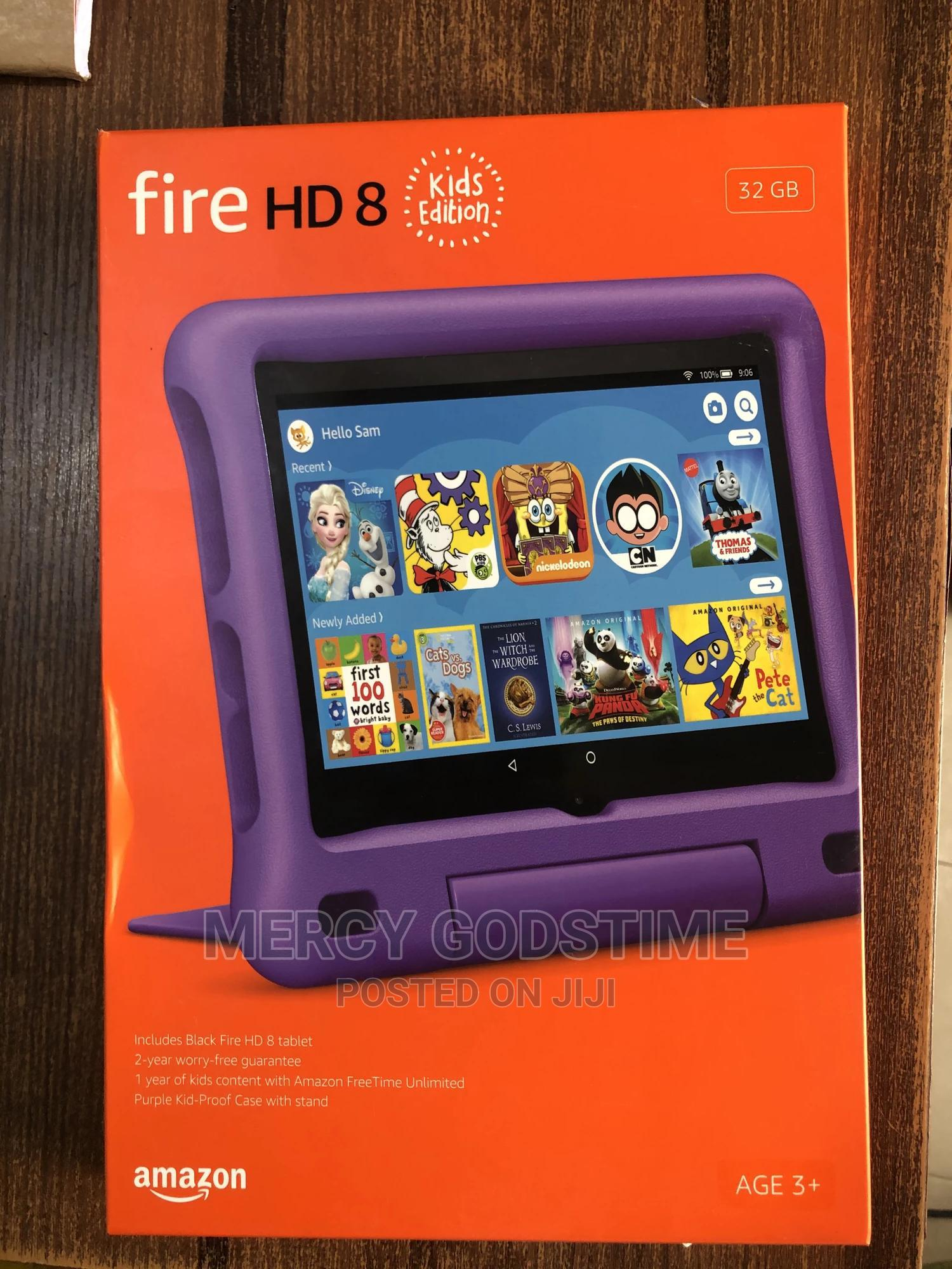 Archive: New Amazon Fire HD 8 (2020) 32 GB Pink