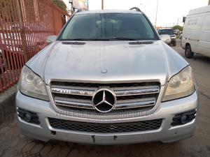 Mercedes-Benz GL Class 2008 GL 450 Silver   Cars for sale in Lagos State, Amuwo-Odofin