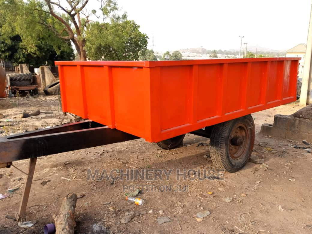 Tipping Trailer Buckets For Tractor