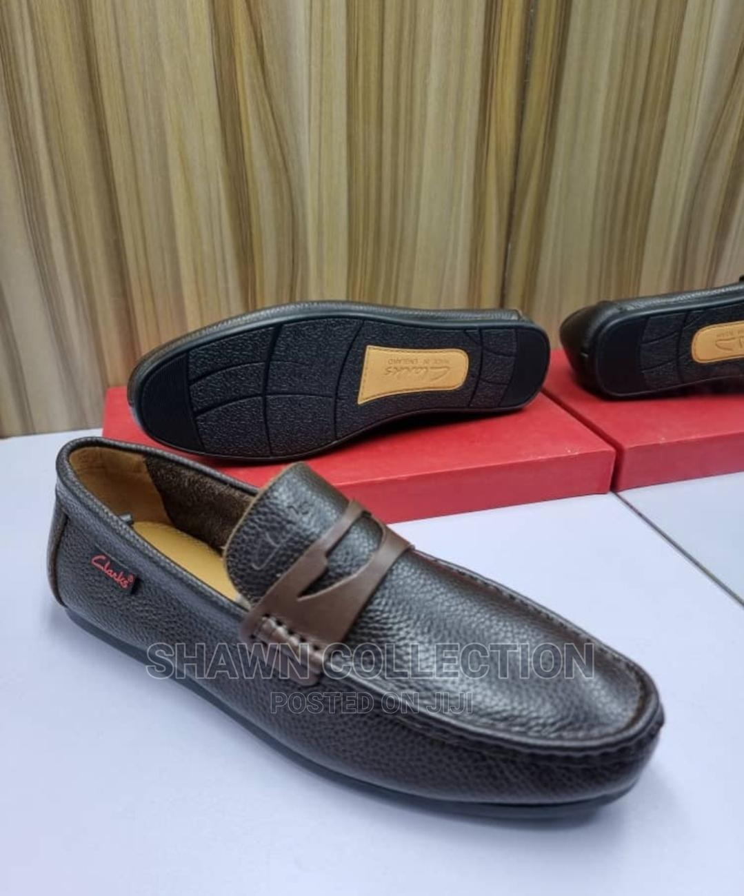 Clarks Leather Loafers | Shoes for sale in Lagos Island (Eko), Lagos State, Nigeria