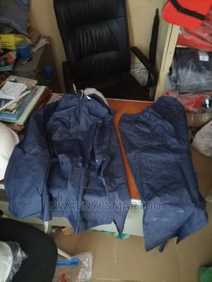 Blue Raincoat Up and Down | Safetywear & Equipment for sale in Lagos State, Lagos Island (Eko)