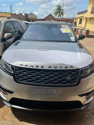 Land Rover Range Rover Velar 2018 P380 First Edition 4x4 Silver | Cars for sale in Lagos State, Lekki