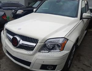 Mercedes-Benz GLK-Class 2009 White   Cars for sale in Lagos State, Ikeja