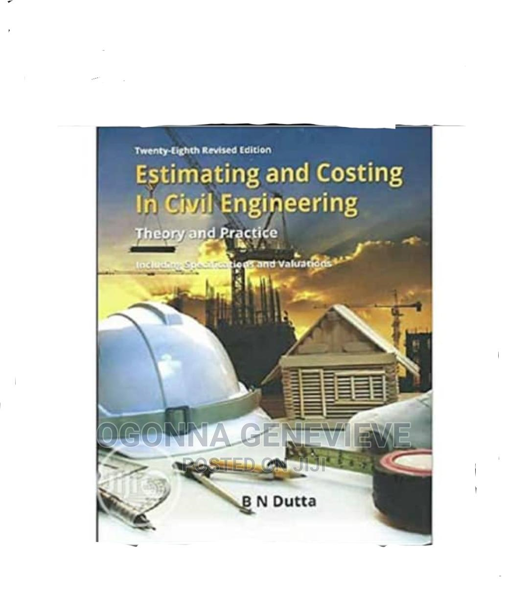 Estimating and Costing in Civil Engineering 25th Edition