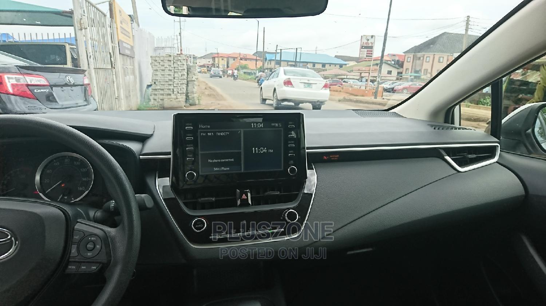 Toyota Corolla 2020 LE Silver | Cars for sale in Isolo, Lagos State, Nigeria