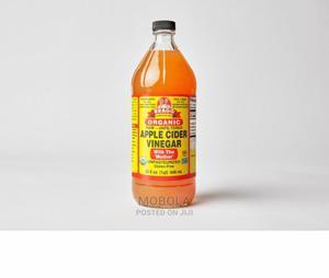 Bragg Organic Apple Cider Vinegar (946ml)   Vitamins & Supplements for sale in Lagos State, Ifako-Ijaiye