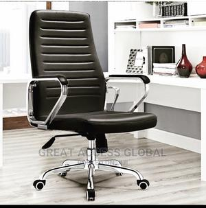 High Back New Design Office Swivel Chair | Furniture for sale in Lagos State, Ikeja