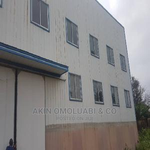 Warehouse With Office Block and Staff Quarter for Sale | Commercial Property For Sale for sale in Ajah, Off Lekki-Epe Expressway