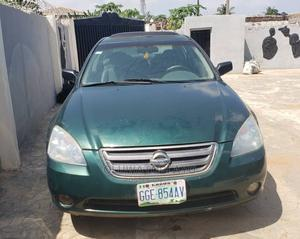 Nissan Altima 2004 2.5 Green   Cars for sale in Lagos State, Alimosho