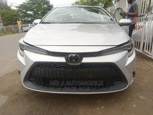 Toyota Corolla 2019 LE (1.8L 4cyl 2A) Silver   Cars for sale in Lagos State, Isolo