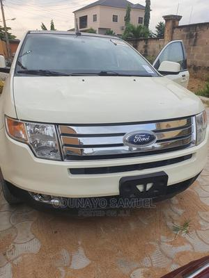 Ford Edge 2008 SE 4dr FWD (3.5L 6cyl 6A) White   Cars for sale in Lagos State, Ojodu