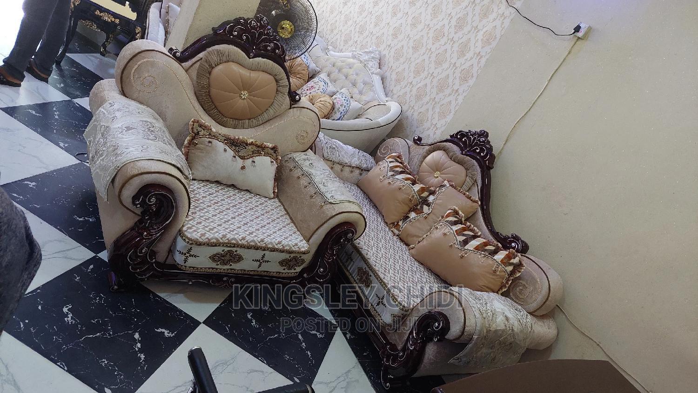 7 Seaters SOFA.   Furniture for sale in Ojo, Lagos State, Nigeria