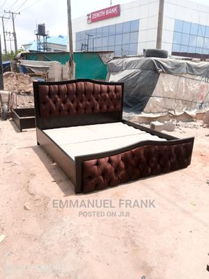 Classic Bed Frame | Furniture for sale in Lagos State, Oshodi