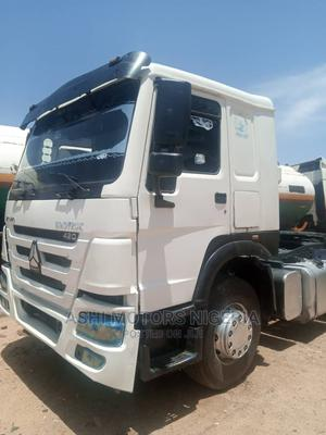 2016 Howo Truck Trailer Head | Trucks & Trailers for sale in Lagos State, Orile