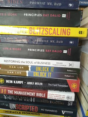 Great Inspirational Elevating Books   Books & Games for sale in Lagos State, Ikeja