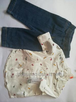 Carter's 2 Piece Set   Children's Clothing for sale in Abuja (FCT) State, Kubwa