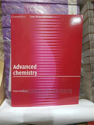 ADVANCED CHEMISTRY Cambridege Low Price Edition BY PHILIP   Books & Games for sale in Lagos State, Yaba