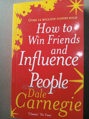 How to Win Friends and Influence People by Dale Carnegie   Books & Games for sale in Lagos State, Ikeja