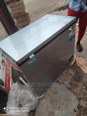 New LG 350-litre Deep Freezer Auto Super Cooling 2 Years | Kitchen Appliances for sale in Lagos State, Ojo