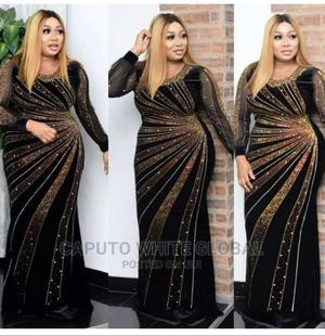 Valvet Female Long Gown | Clothing for sale in Lagos State, Ikeja