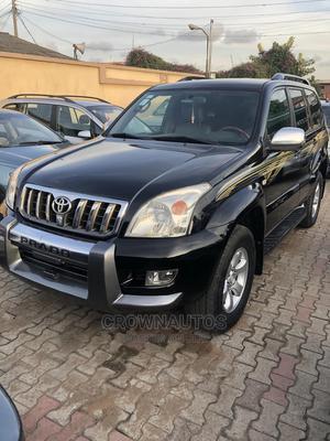 Toyota Land Cruiser Prado 2008 GX Black | Cars for sale in Lagos State, Ikeja