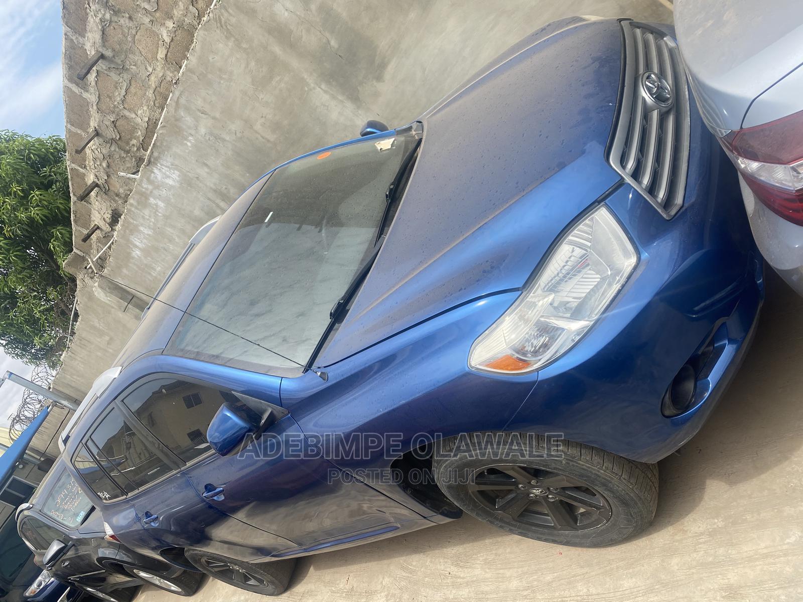 Toyota Highlander 2008 Blue