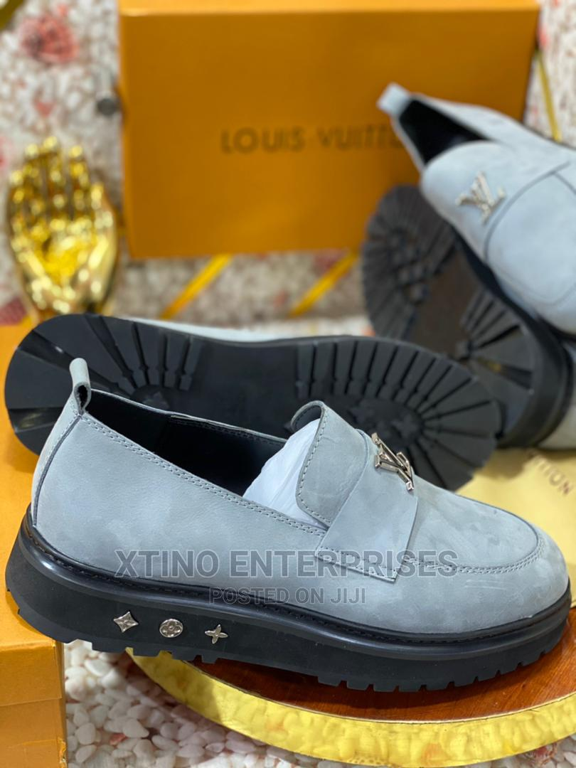 Louis Vuitton Loafers Shoe Original | Shoes for sale in Surulere, Lagos State, Nigeria