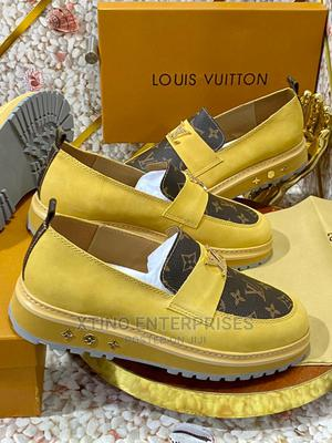 Louis Vuitton Loafers Shoe Original | Shoes for sale in Lagos State, Surulere
