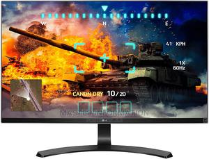 LG 27-Inch 4K Freesync IPS Gaming Monitor | Computer Monitors for sale in Lagos State, Ikeja