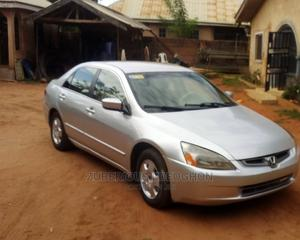 Honda Accord 2005 Automatic Gray   Cars for sale in Edo State, Benin City