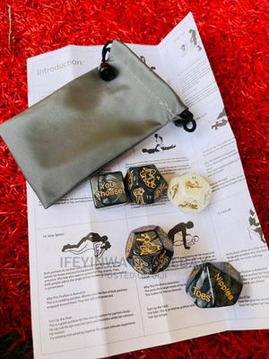 5 Marble Sex Dice Set   Books & Games for sale in Abuja (FCT) State, Kubwa