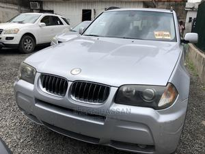 BMW X3 2006 Silver   Cars for sale in Lagos State, Ikeja