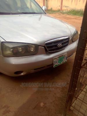 Hyundai Elantra 2003 Silver | Cars for sale in Lagos State, Alimosho