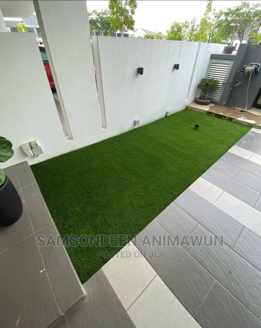 Turkish Artificial Grass for Sale (Free Delivery) | Garden for sale in Ikoyi, Lagos State, Nigeria