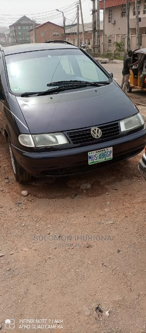 Volkswagen Sharan 2000 Automatic Blue | Cars for sale in Lagos State, Ikeja