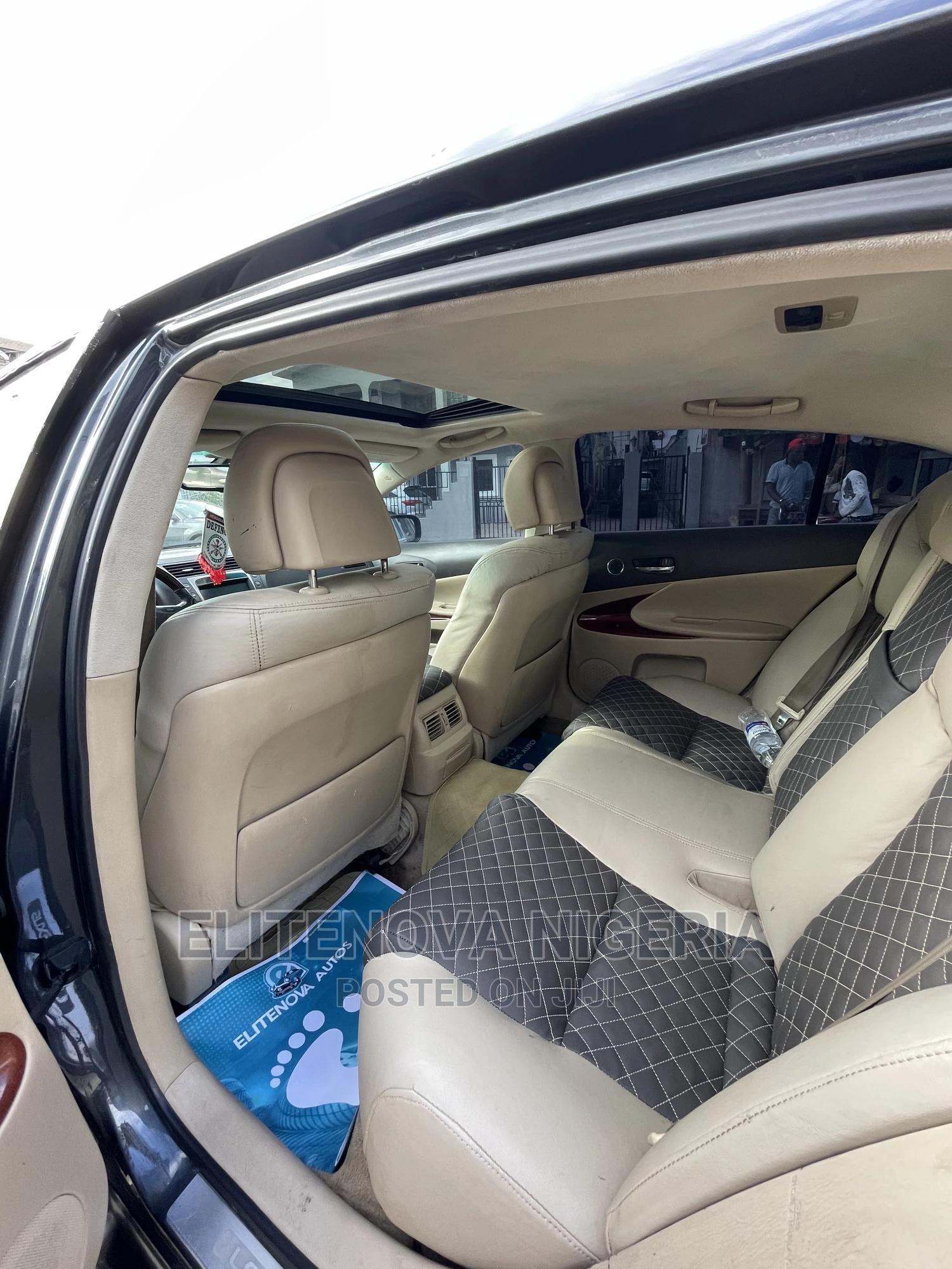 Archive: Lexus GS 2007 300 Gray