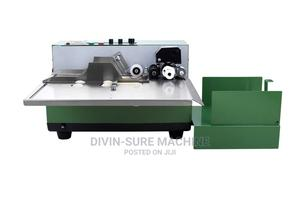 Batch Date Coding Machine Solid Ink | Manufacturing Equipment for sale in Lagos State, Ojo