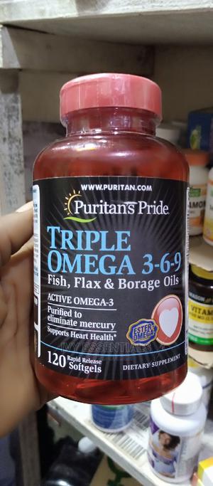 Puritan's Pride Omega 369   Vitamins & Supplements for sale in Lagos State, Lagos Island (Eko)