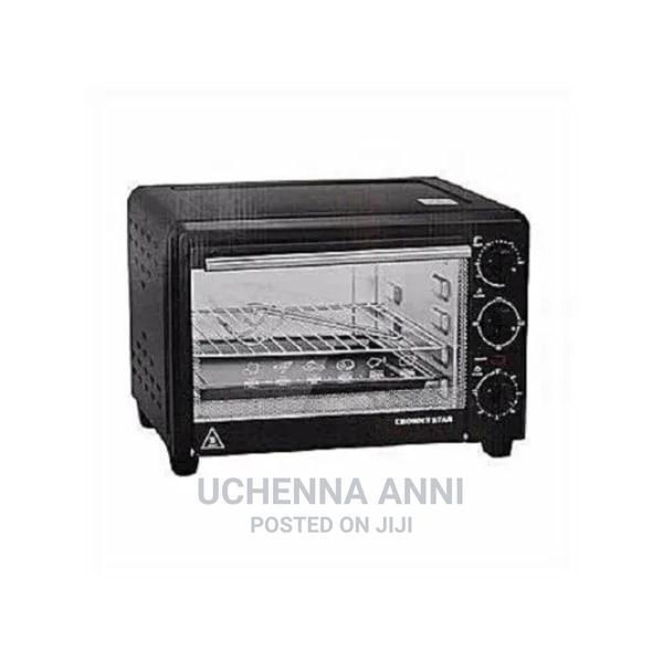 Archive: Crown Star Toaster Oven 19 L