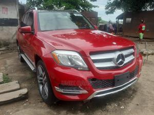 Mercedes-Benz GLK-Class 2014 350 4MATIC Red | Cars for sale in Lagos State, Apapa