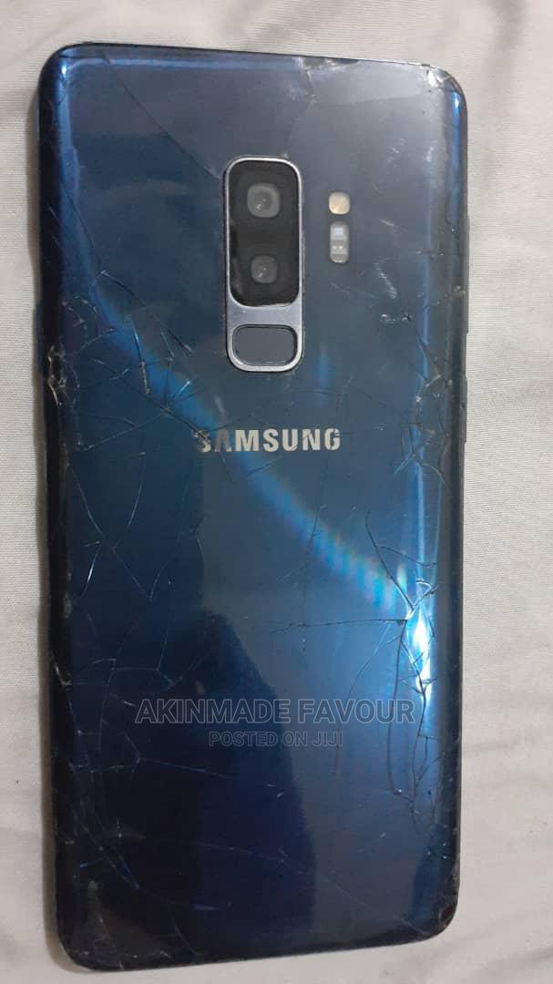 Samsung Galaxy S9 Plus 64 GB Blue | Mobile Phones for sale in Ibadan, Oyo State, Nigeria