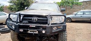 Toyota Tacoma 2008 4x4 Double Cab Black | Cars for sale in Oyo State, Ibadan