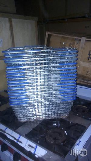 Stainless Steel Supermarket Basket | Store Equipment for sale in Lagos State, Ojo