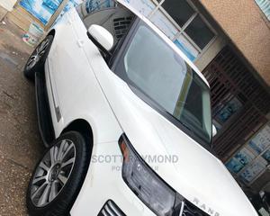 Land Rover Range Rover 2014 White   Cars for sale in Lagos State, Oshodi
