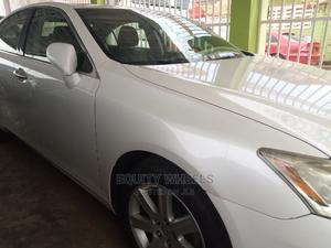 Lexus ES 2008 350 White   Cars for sale in Lagos State, Agege